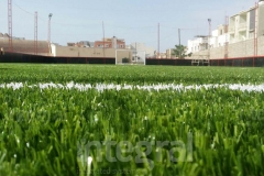SENEGAL - FAKE GRASS SURFACE MINI FOOTBALL FIELD