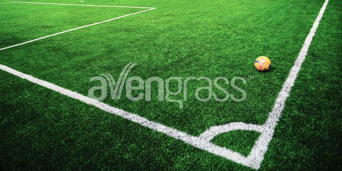 faux tapis d'herbe